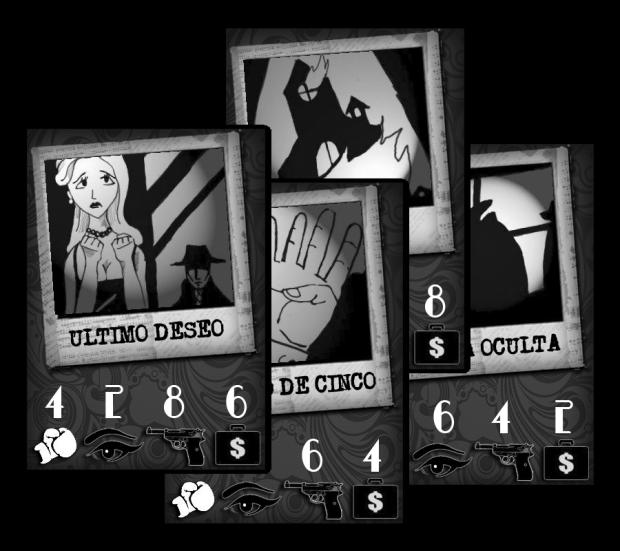 dark City casos